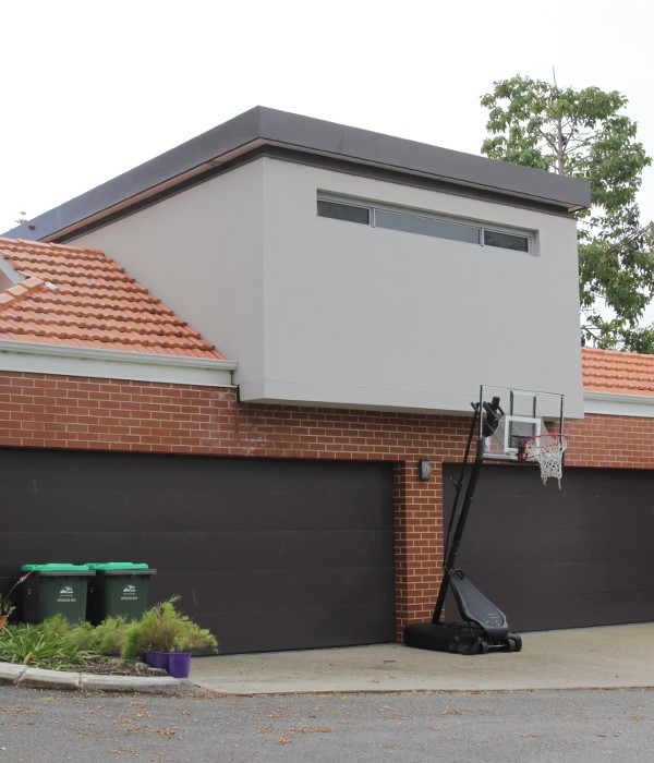 External Rendering Perth - Modern 34