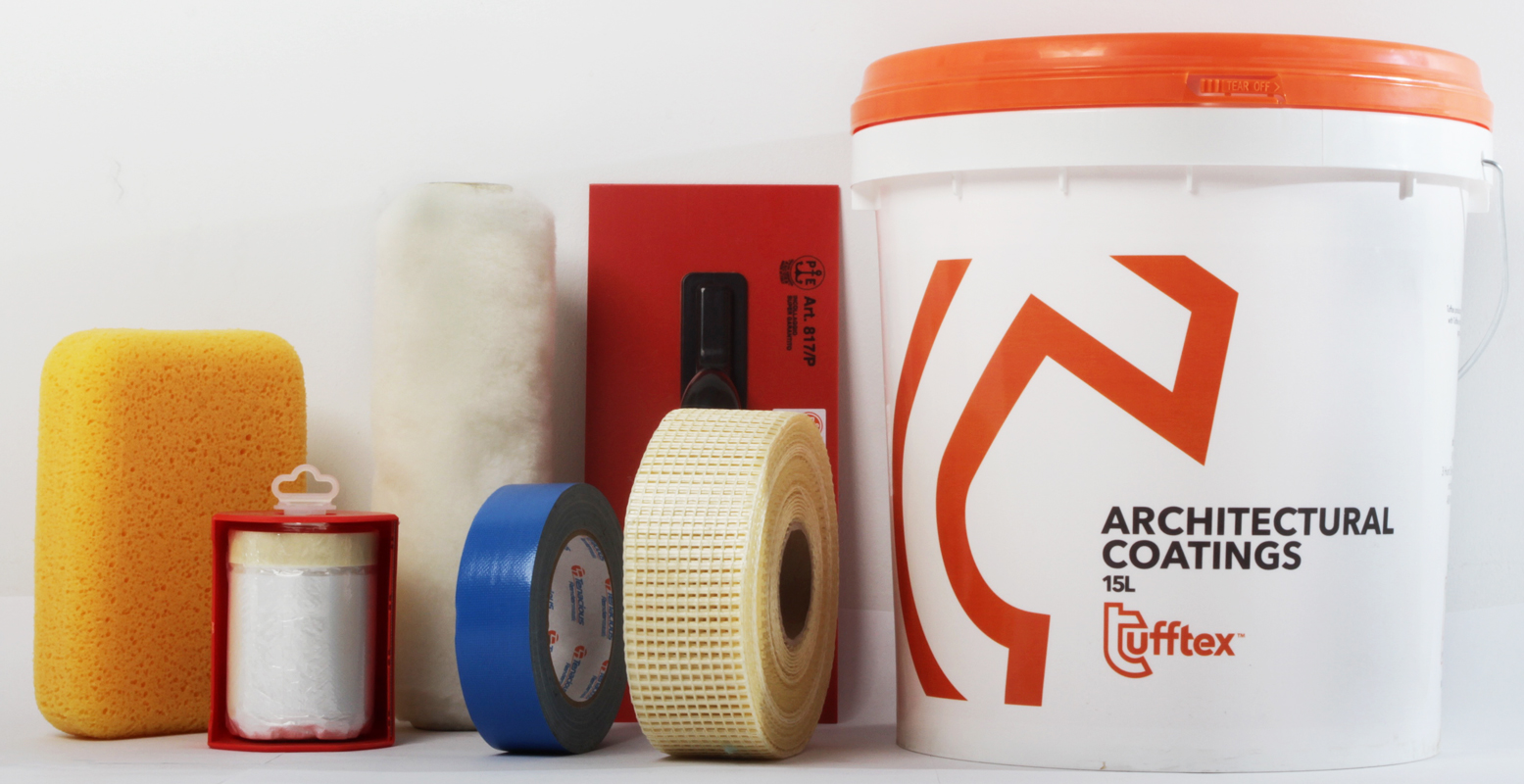 Acrylic Rendering Products & Render Supplies Perth - Tufftex Bucket